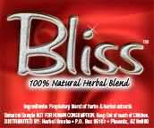 Legal High Potent Bliss Herbal Smoke Blend On Sale!