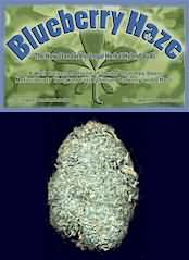 Blueberry Haze, composed of 100% exotic herbs and botanicals, this legal herbal bud produces a