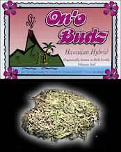 Hawaiian herbal smoke, ono budz, Hawaiian smoking herb smoke on sale at Eazysmoke.com HeadShop