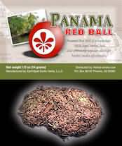 Panama Red Ball Herbal Smoking Blend