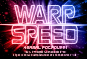 Warp-Speed Herbal Incense Blends